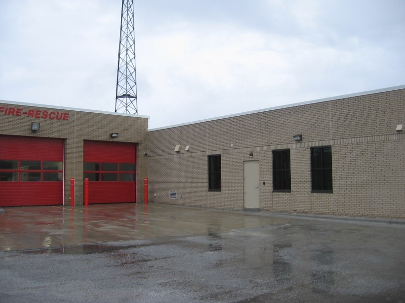 Havelock East End Fire Station Annex Group Iii Mgt Inc